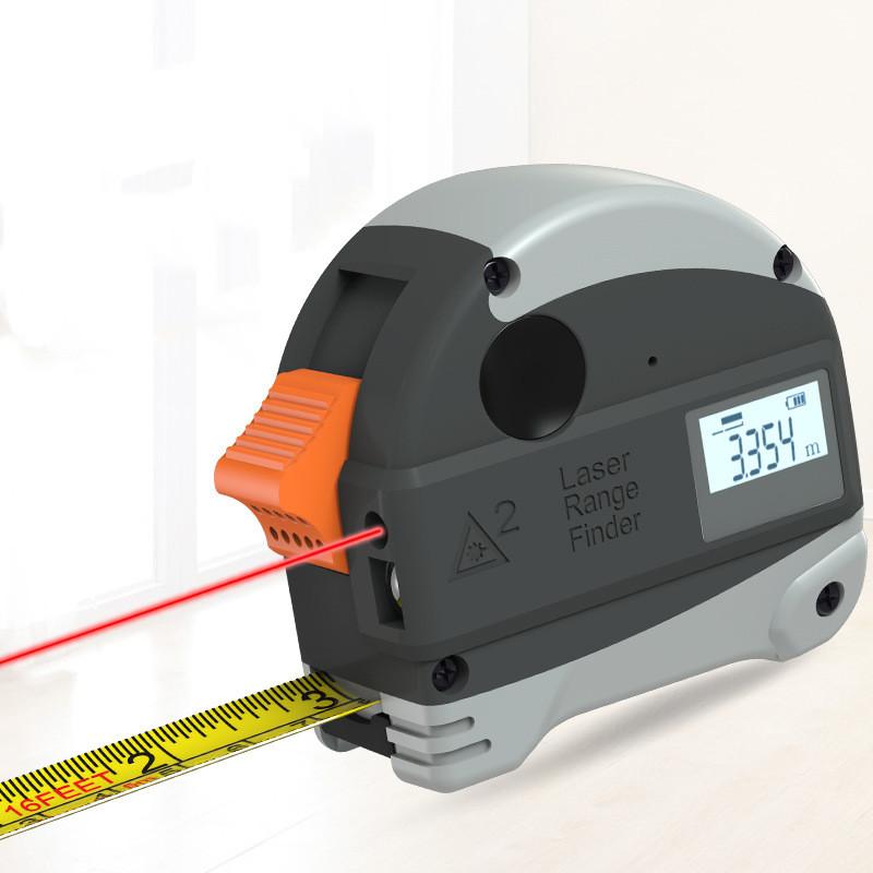 CREST Anti-fall Laser Rangefinder
