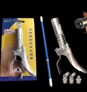 Lock-clamp high-pressure grease nipple new style