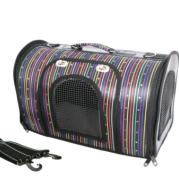 Pet dog backpack dog out portable folding bag breathable gas travel bag cat bag dog supplies