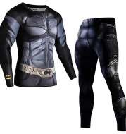 Sports long-sleeved quick-drying suit