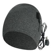 Heated warm hat