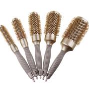Ceramic curl comb