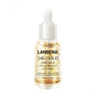 24K GOLD Ampoule Gold Foil Essence