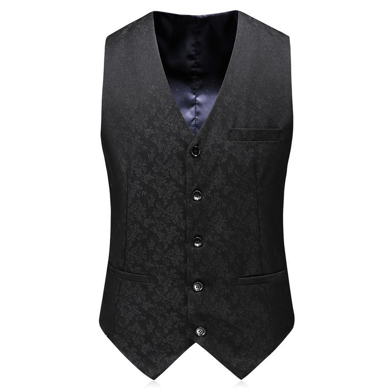 915405641167 Slim suit three-piece suit