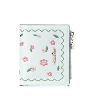 New Korean fashion short wallet multi card women''s handbag wallet zero wallet