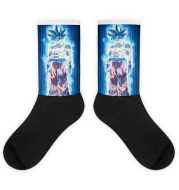 Customized Cotton Socks, Crew length, Cushioned bottom, Gifts