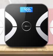 Hexin intelligent body fat said household adult female accurate electronic weighing scale body weight loss body fat