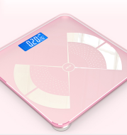 Rechargeable household weight scale accurate human weighing scale small smart weight loss adult baby electronic female dormitory