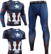 Captain America 5.0 BJJ Set