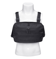 Outdoor tactical chest bag