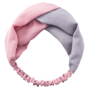 Korean hair accessories candy color sweet girl hair band contrast color wide-necked headband headband headwear wild personality small clear