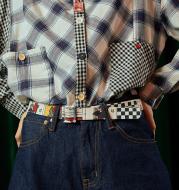 Autumn clothing new belt