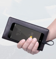 Mobile power wallet business gift