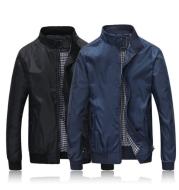 Men's Slim Thin Autumn Collar Jacket