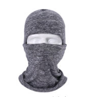 Ski headgear face mask windproof cold warm motorcycle fleece hood riding hood mask