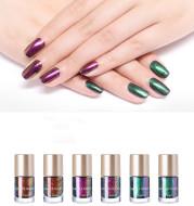 Star chameleon nail polish