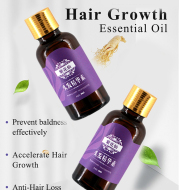 Hair growth fluid