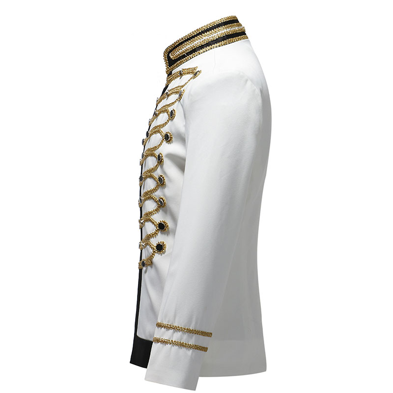1796780011339 Prince cospeche dressed in a jacket