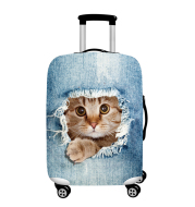 Travel case cover luggage cover