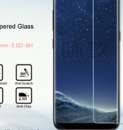 Samsung S8Plus tempered film Galaxy G9550 S8+ tempered glass film Mobile phone protection HD film