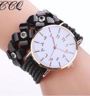 Hot Fashion Arabic Numbers Pattern Watches Casual Women Bracelet Watch Crystal Diamond Quartz Wrist Watches Relogio Feminino