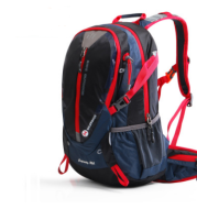 Outdoor riding bag bicycle bag breathable shoulder riding equipment bicycle riding bag 30L