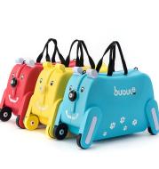 Creative children's suitcase
