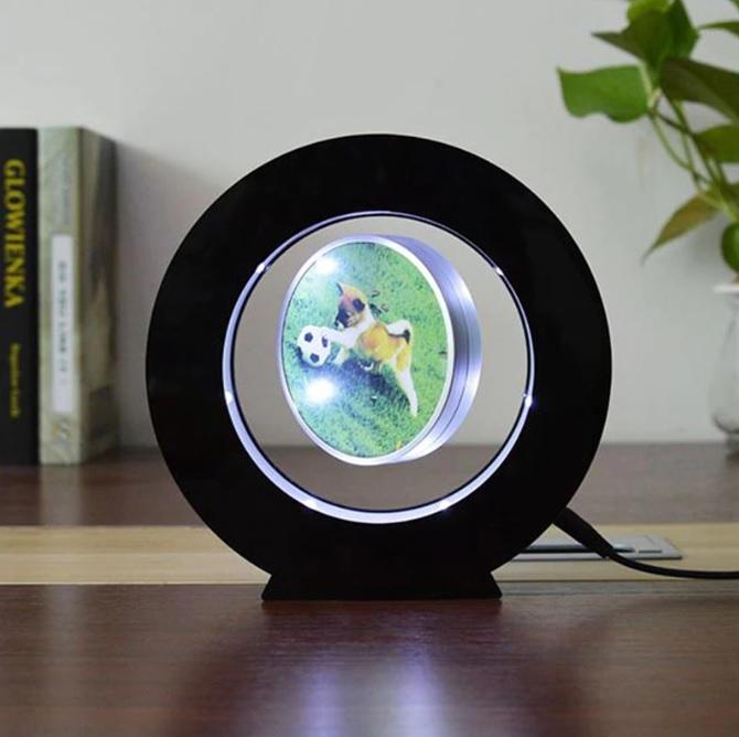 Magnetic Levitation Miniature Photo Frame 6
