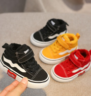 Children's cotton shoes