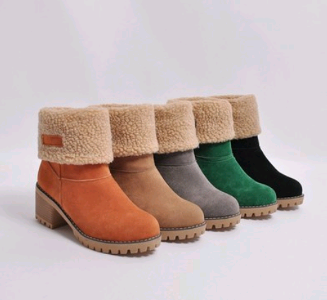 multiple color Snow Boots for Womens