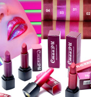 4 color diamond lasting lipstick