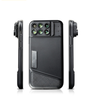 6-in-1 switchable special effects shooting camera case