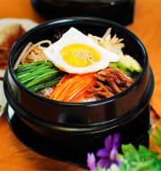Casserole rice noodle casserole bowl