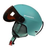 Moon ski helmet safety helmet