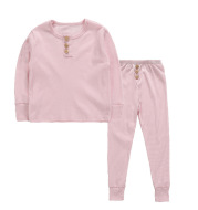 Candy color buckle underwear
