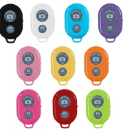 Bluetooth remote control for mobile phone