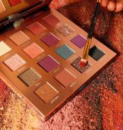 16 color eyeshadow palette