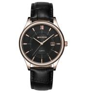 Waterproof Business Men's Watch Belt Watch