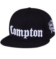 Compton Snapback youth hip-hop flat hat