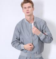 Reflective flying jacket hip-hop hip-hop trench coat
