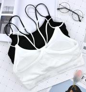 Anti bare tube top underwear bra