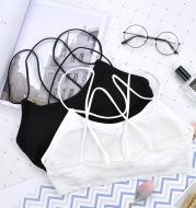 Sports bra wrap underwear