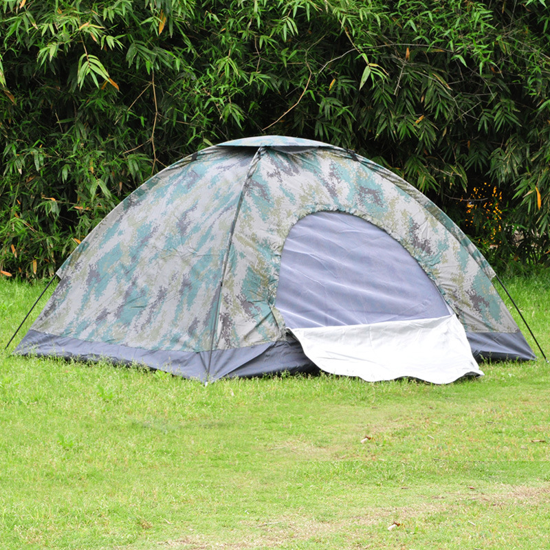Double Camouflage Tent, 2 people leisure tent, outdoor camping tent, camping tent 22