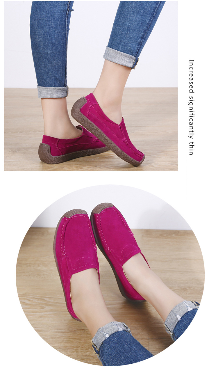 Casual Flat Loafers design