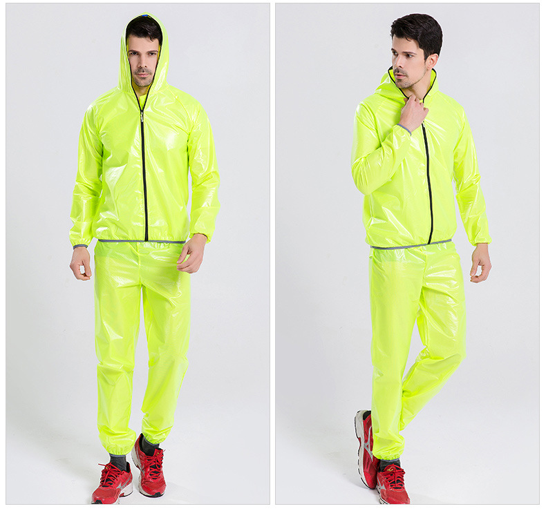 Apparel - Outdoor Sports Raincoat