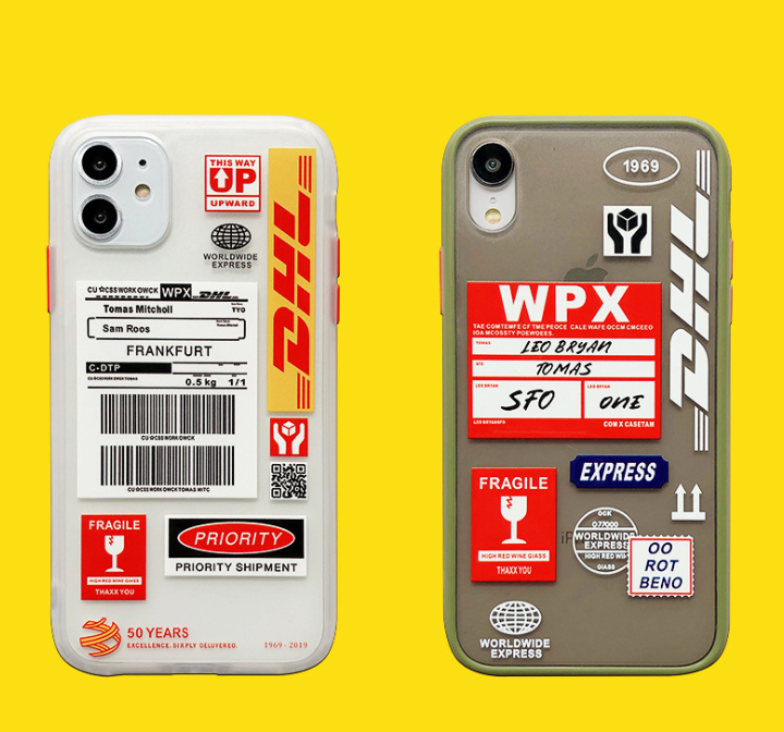 Clear HDL WPX iPhone Case