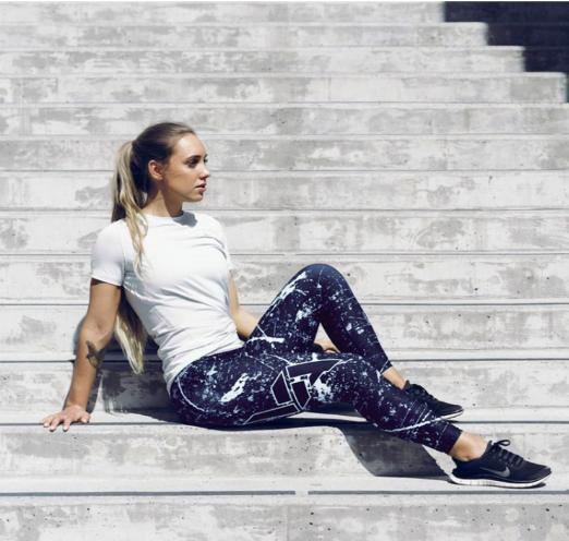 Leggings Deportivo De Mujer Gimnasio Yoga Deportes - Dileblue