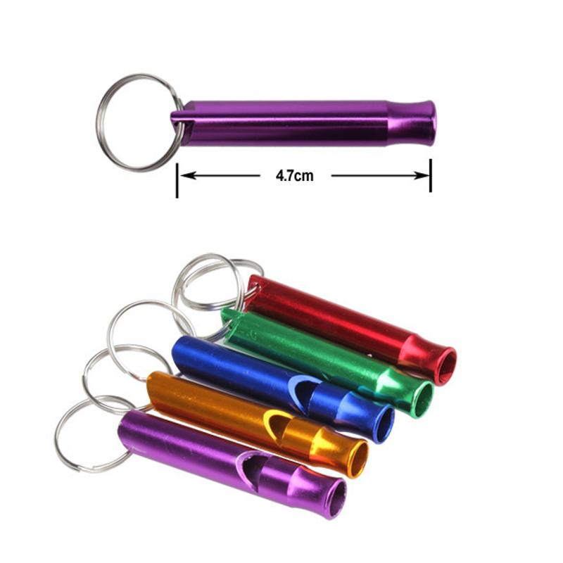 Aluminum Whistle set
