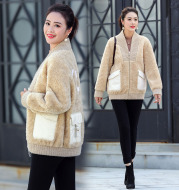 Fashion and Comfort Trend of Pure Color Medium and Long Sleeves in Winter 2020